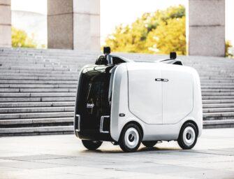 Alibaba Unveils Cloud Computer, Delivery Robots