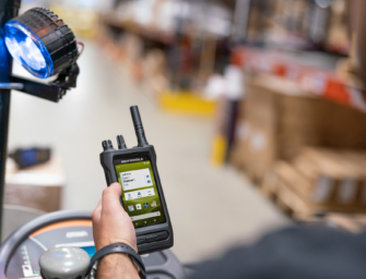 Unparalleled Collaboration & Productivity with Motorola Solutions' New Smart Radio