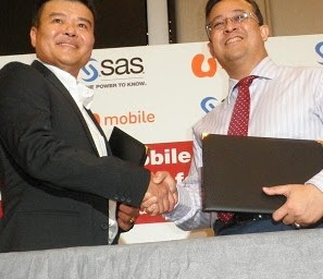 U Mobile is Malaysia's First Telco to Use SAS' Visual Analytics