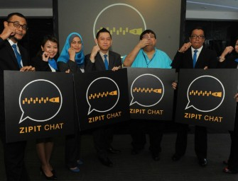 Celcom unveils ultimate privacy in mobile chat – Zipit Chat