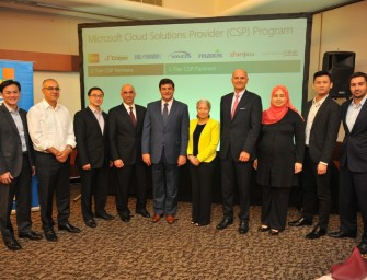 Microsoft Malaysia's Cloud Solution Provider Program Mints Seven New Partners