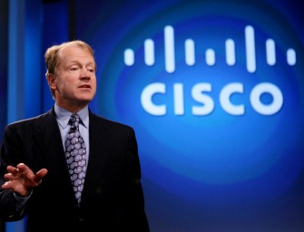 QUOTE: EMC & Dell not on Cisco chairman's list