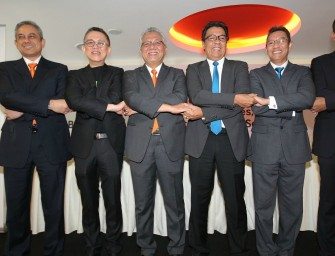 Infrastructure collaboration for backhaul, HSBB access and domestic roaming: TM, P1 and Celcom