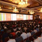 AWS Summit Malaysia 2016 - Audience at the One World Hotel ballroom