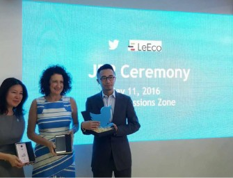LeEco Joins Forces with Twitter for Global Brand Expansion