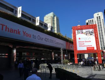 OOW 2016: First look before Day One keynote