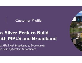 Interroll deploys Silver Peak to build Hybrid WAN with MPLS and Broadband