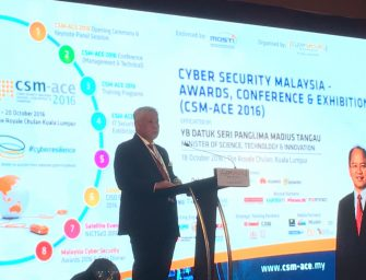 CSM-ACE 2016 launches with Cyber Resiliency theme