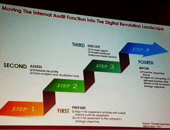 Up-skilling Internal Auditors to Ride the Digital Disruption Wave