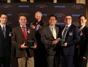 For Third Consecutive Year, Emerson Network Power Wins Asia Pacific Frost & Sullivan Leadership Awards