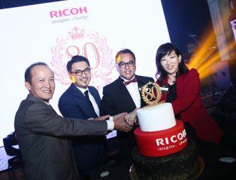 Double Delight: RICOH Announces MSC Status At 80th Bash