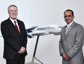 Malaysia Airlines boosts 'traveller first' approach with landmark Amadeus technology agreement