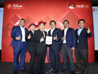 National power incumbent wins Red Hat's 2016 APAC Innovation Awards