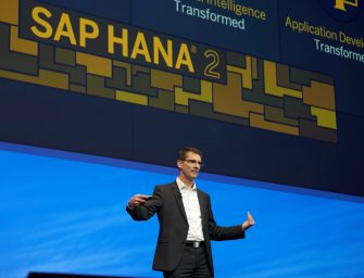 SAP TechEd: Next-gen HANA and rebutting the critics