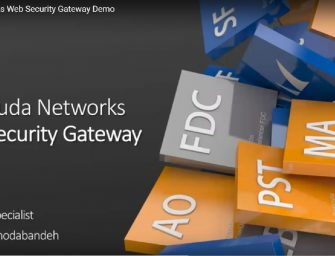Barracuda Networks Web Security Gateway demo
