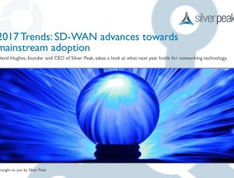 The only SD-WAN playbook you will ever need for 2017