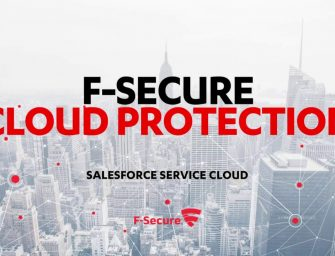 F-Secure Cloud Protection available on the Salesforce AppExchange
