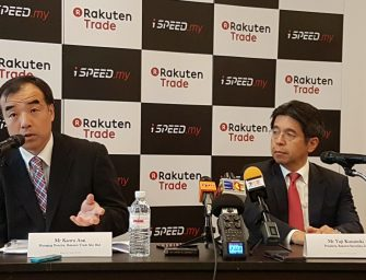 Rakuten enters Malaysia's Online Stock Trading Space with a RM30 million investment