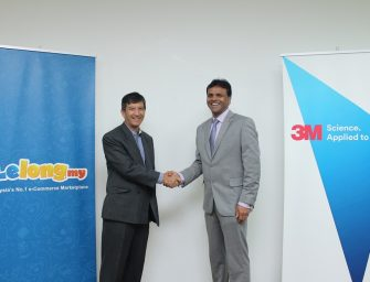 3M PARTNERS LMALL.MY TO STRENGTHEN E-COMMERCE PRESENCE