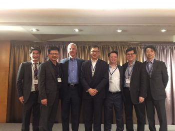 The Avnet teams collected their awards at a ceremony held in Westin Hotel Taipei.
