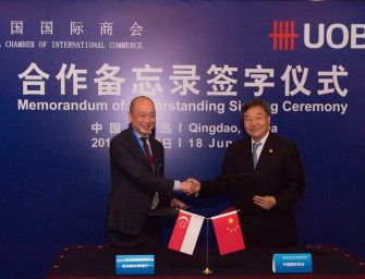 UOB deepens its support of Chinese companies expanding through the  Belt and Road initiative