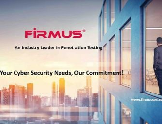 FIRMUS RECEIVES CREST ACCREDITATION FROM UK