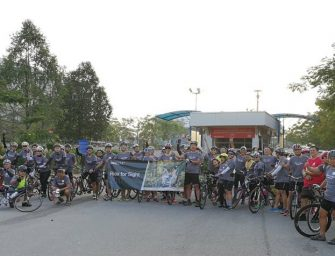 Ride for Sight: Malaysia's IT and business community unite for blind enablement