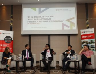 INTI SURVEY UNCOVERS THE REALITIES OF THE MALAYSIAN FREELANCING ECONOMY