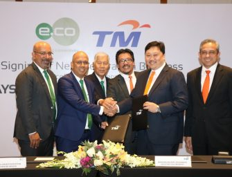 TM and edotco Malaysia Sdn Bhd Collaborate for Next Generation Business