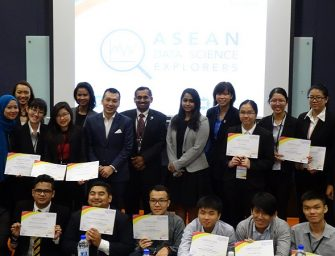 Malaysian youths emerged winners at the ASEAN Data Science Explorers National Finals