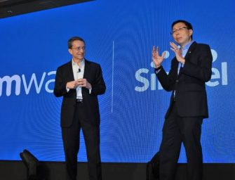 Singtel and VMware to accelerate digital transformation of enterprises across Asia Pacific