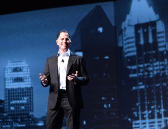 Michael Dell Kicks Off Dell Technologies World 2018