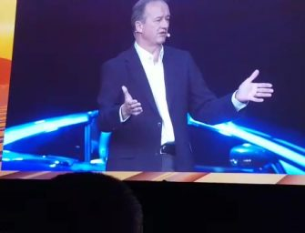 Dell-EMC: How they are partnering with McLaren and what's upcoming