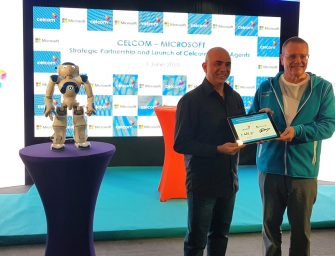 Clive and Emma – the new Virtual Assistants to Celcom Customer Service