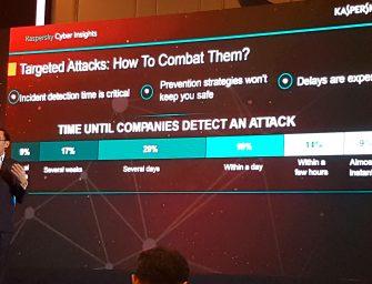 31 million web threats YTD2018 in Malaysia according to Kaspersky Lab