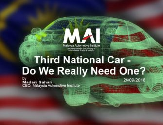 A Third National Car: Do we really need it?