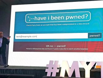 Cyber Security Malaysia at MYNIC's conference: Have You Been Pwned?