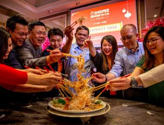 Shopee Shares the 'ONG' With All Malaysians