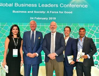INSEAD Showcases Innovation as a Force for Good