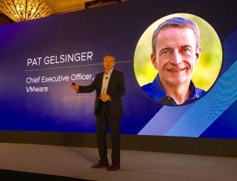 Bye-Bye VMware, Pat Gelsinger goes 'home' to Intel