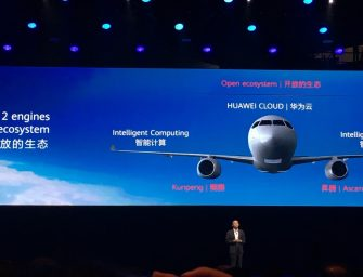 Huawei Builds AI Ambition on Computing Processors