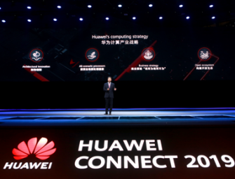 HUAWEI CONNECT 2019: Computing Power is the Cornerstone in the AI Age