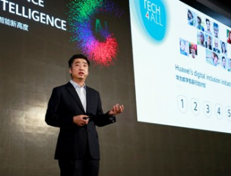 HUAWEI CONNECT 2019: 'Leave No One Behind'