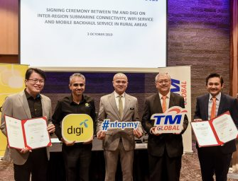 Digi, TM GLOBAL Collaborate to Provide More Connectivity Options