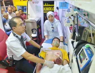 Malaysia's first 5G connected ambulance in Langkawi