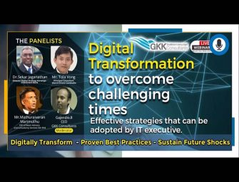 Digital transformation during challenging times