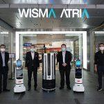 Otsaw Launches World's First UV-C LED Disinfection Autonomous Robot