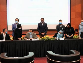 Petronas inks partnership with MTDC to commercialise its technologies
