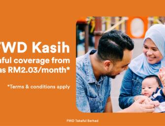 FWD Takaful Offers Micro-Takaful Plan with FWD Kasih