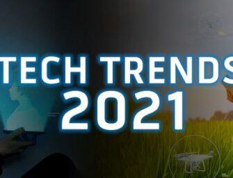 Telenor's 5 tech trends